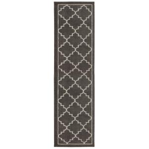 Home Decorators Collection Winslow Walnut 2 ft. x 8 ft. Runner by Home Decorators Collection
