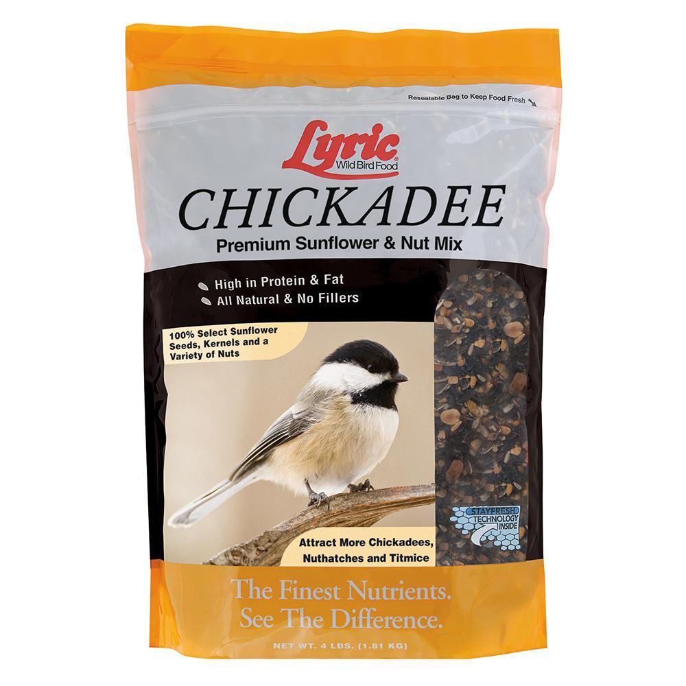 Lyric Bird Food Chickadee