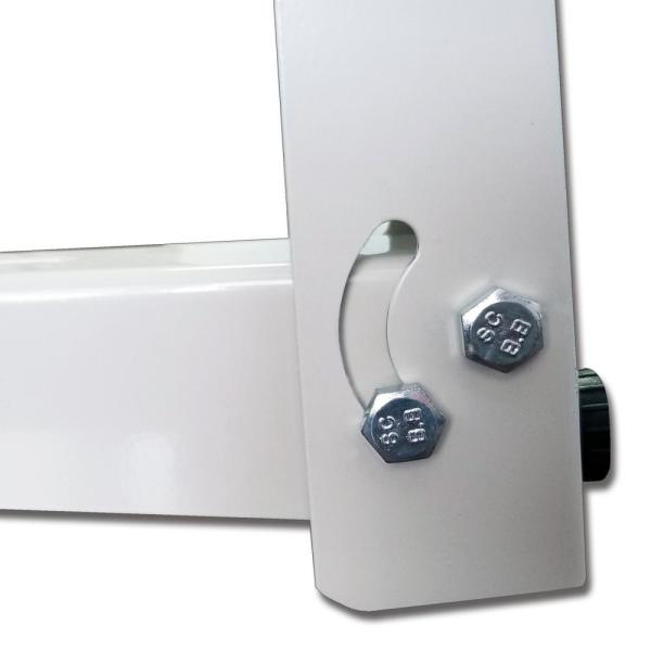 TAKTOPEAK Wall Mount Bracket for Mini Split Ductless Air Conditioner Heavy Duty Mounting Bracket Support 9000 to 12000 BTU