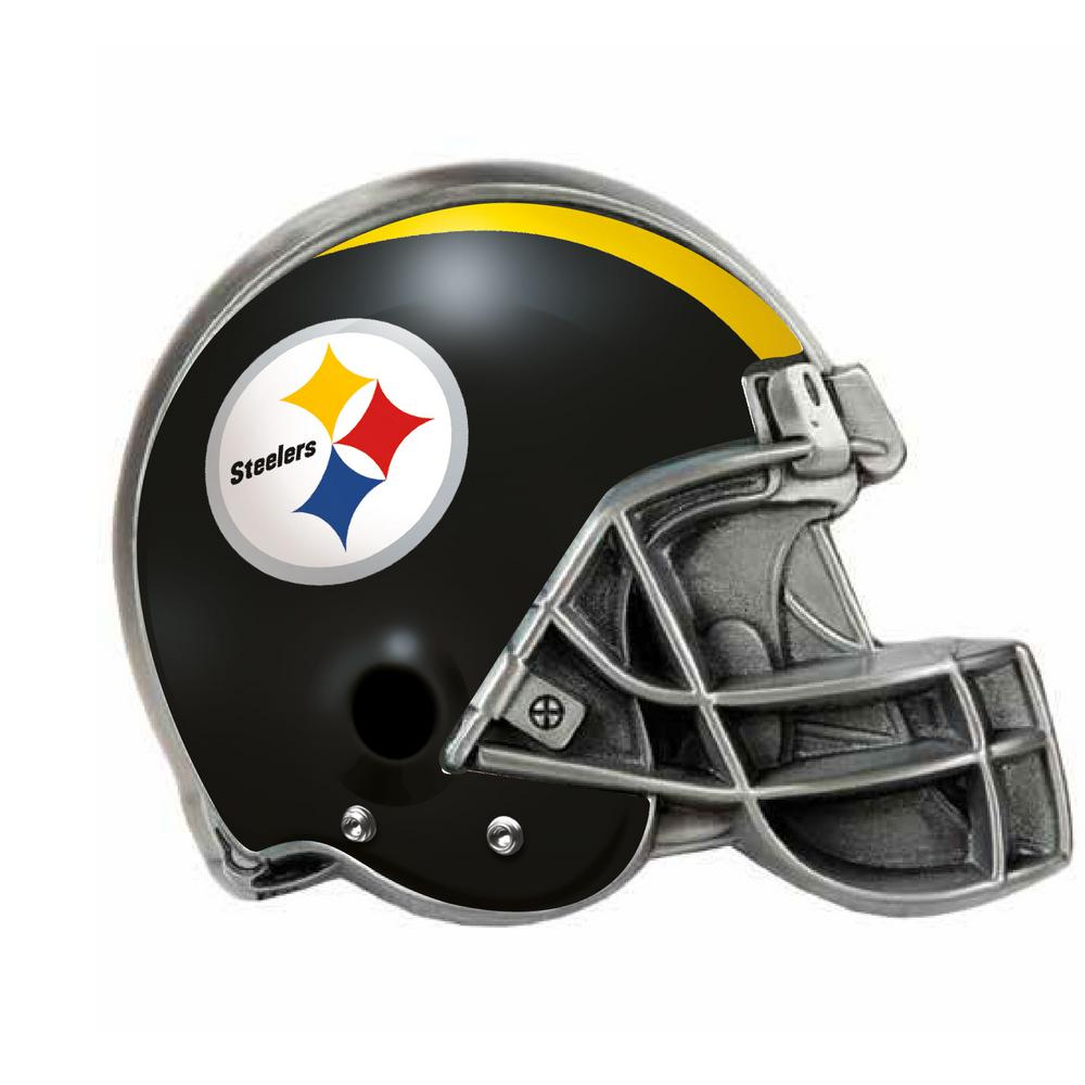 Great American Products Pittsburgh Steelers Helmet Hitch Cover