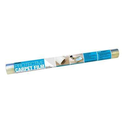 24 in. x 100 ft. 2 mil Carpet Protection Film