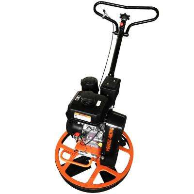 24 in. Finishing Power Trowel with 6 HP Kohler Pro Engine