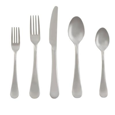 Maywood 20-Piece Stainless Steel Flatware Set (Service for 4)