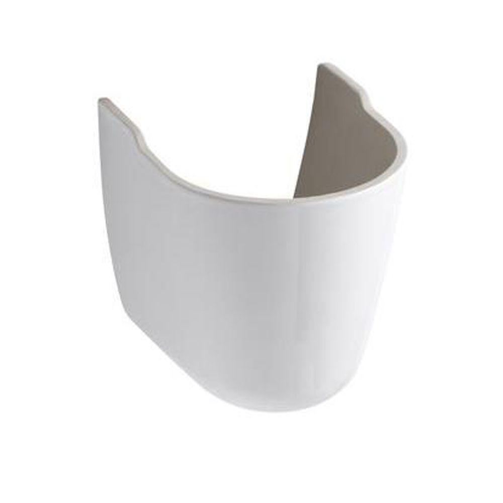 KOHLER Brenham Shroud in White