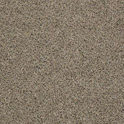 Carpet Sample-Big Ticket - Color Rocky Shore Texture 8 in. x 8 in.
