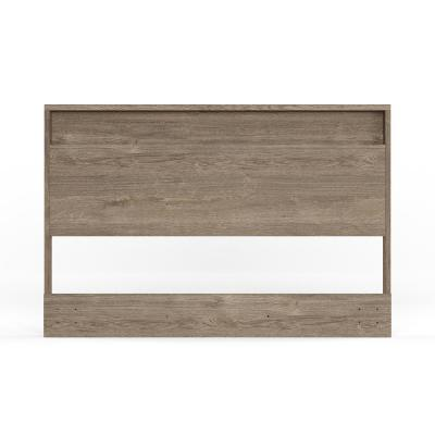Holland Weathered Oak Full and Queen Size Headboard