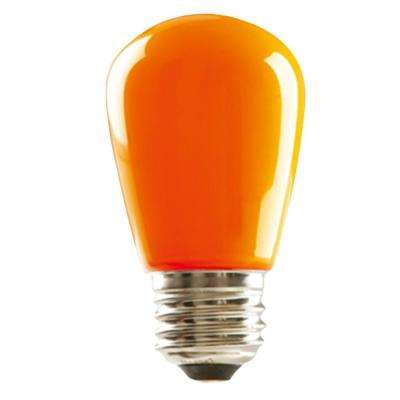 17W Equivalent S14 LED Dimmable Light Bulb (25-Pack)