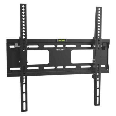 Universal Low-Profile Tilting Wall Mount for 32 in. - 55 in. TVs, Black