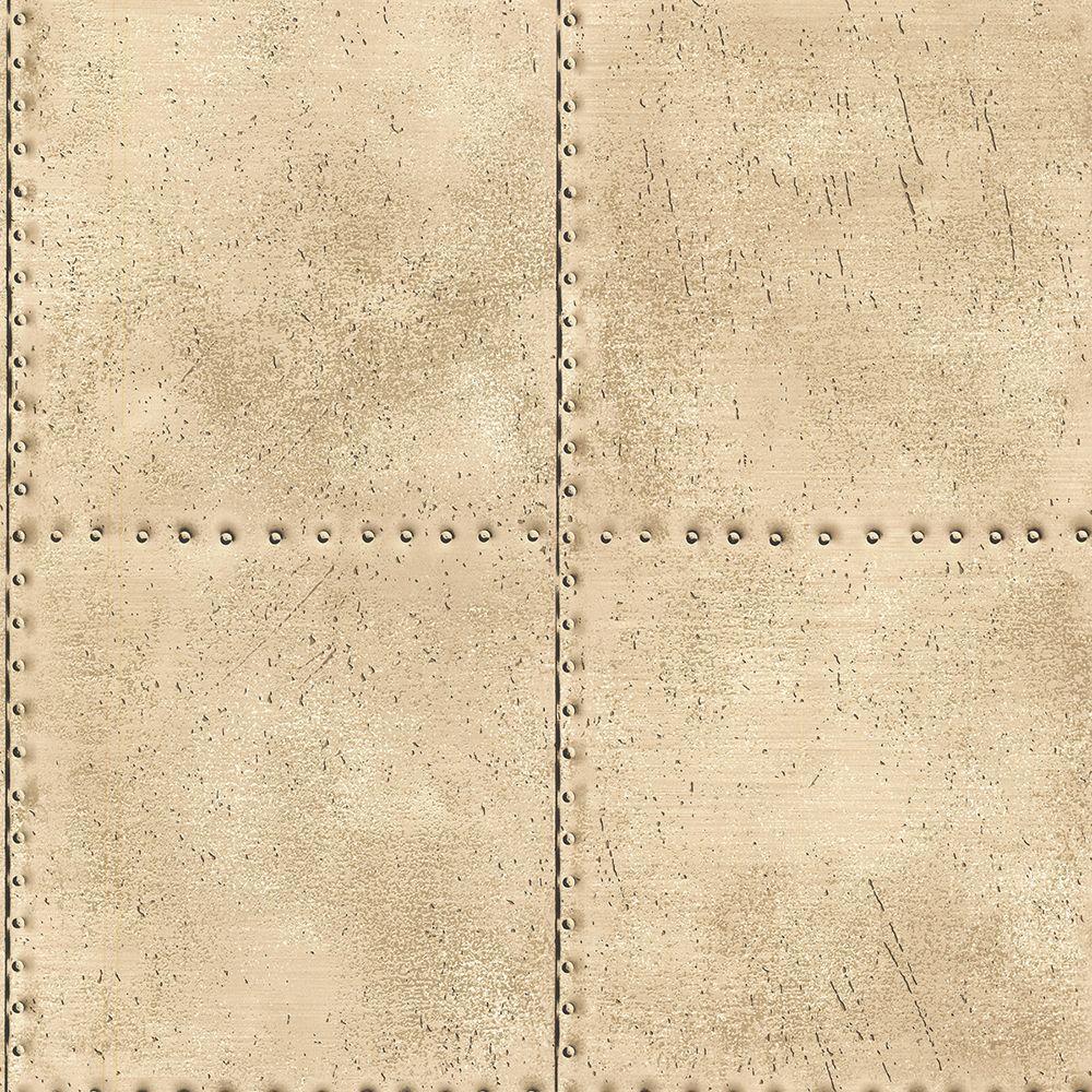 brewster metal gold texture wallpaper 2686 21254 the home depot