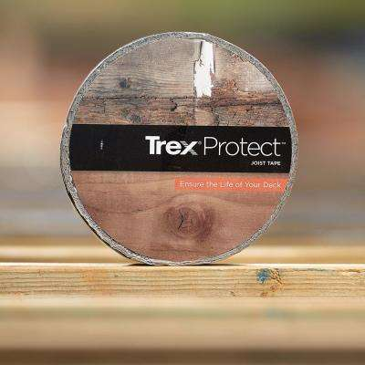 Trex Protect 1-5/8 in. x 50 ft. Joist Tape Self-Adhesive Butyl Tape