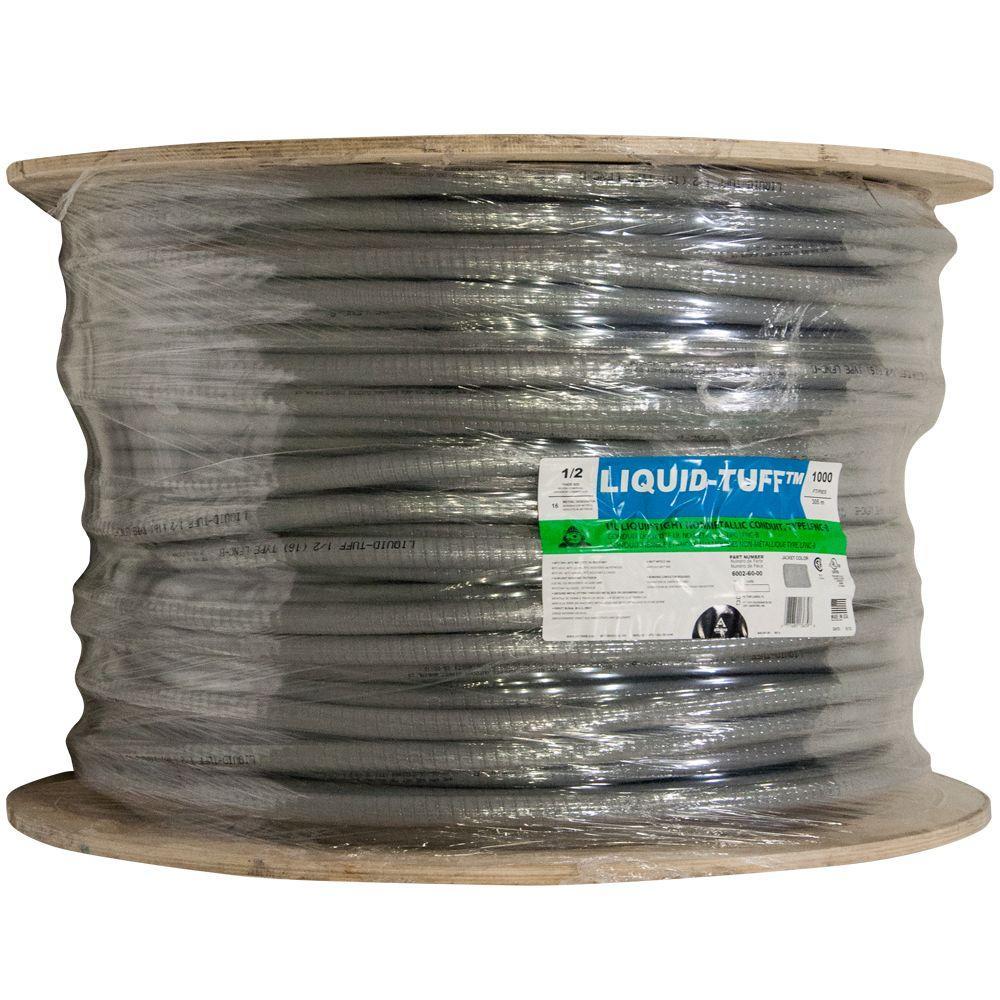 1/2 x 1,000 ft. Non-Metallic Liquidtight Conduit