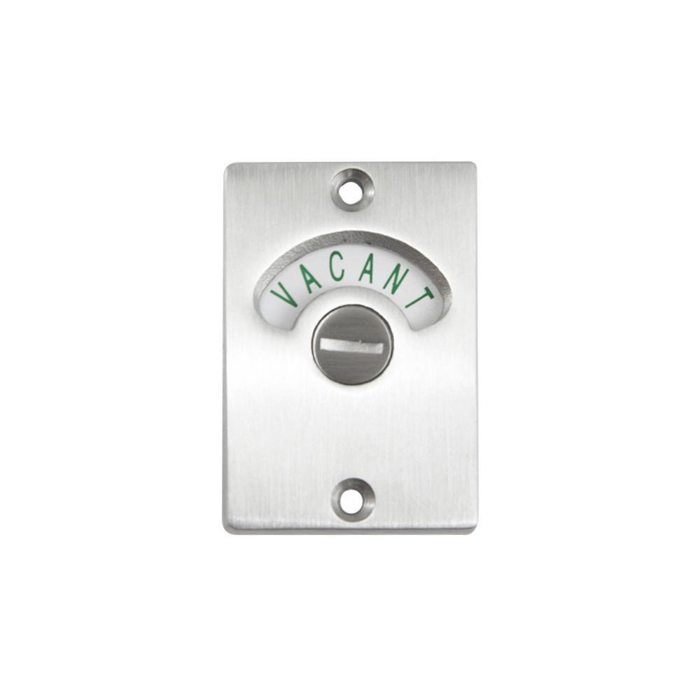 Magnificent Jako Architectural Hardware Bathroom Indicator Stainless Steel Latch Interior Design Ideas Clesiryabchikinfo