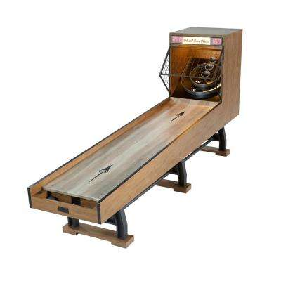 Coventry Collection 10 ft. Roll and Score Game with Electronic Scorer and LED Lights