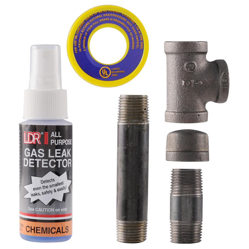 Sediment Trap Kit for Water Heater