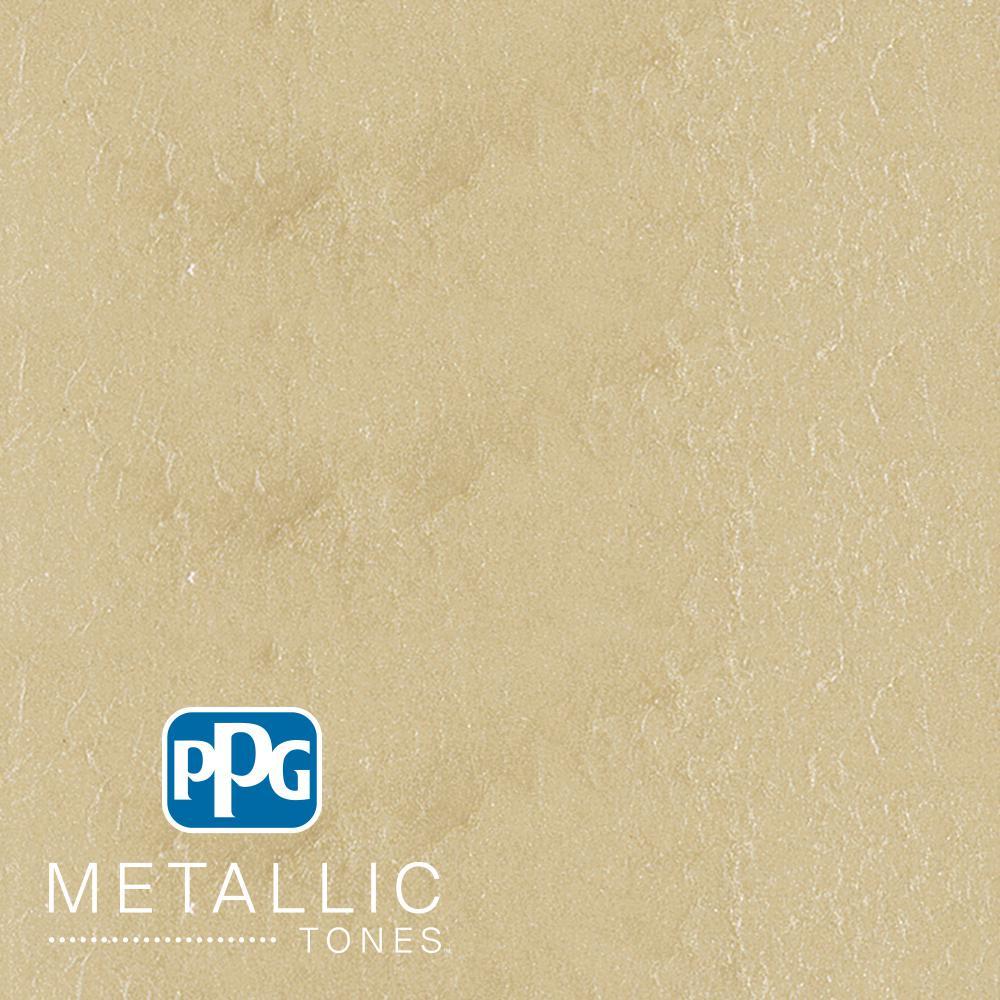 1 qt.#MTL131 Iridescent Oyster Metallic Interior Specialty Finish Paint