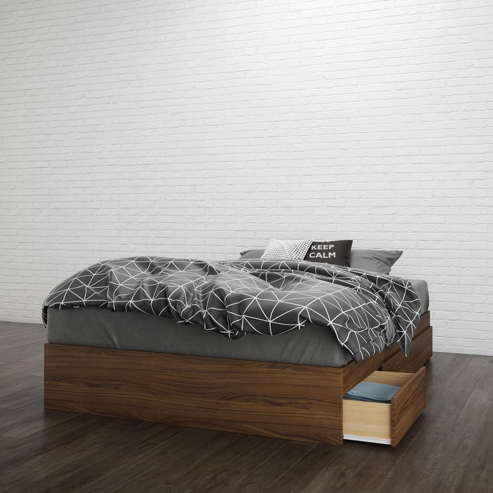 Alibi Full Size Storage Bed