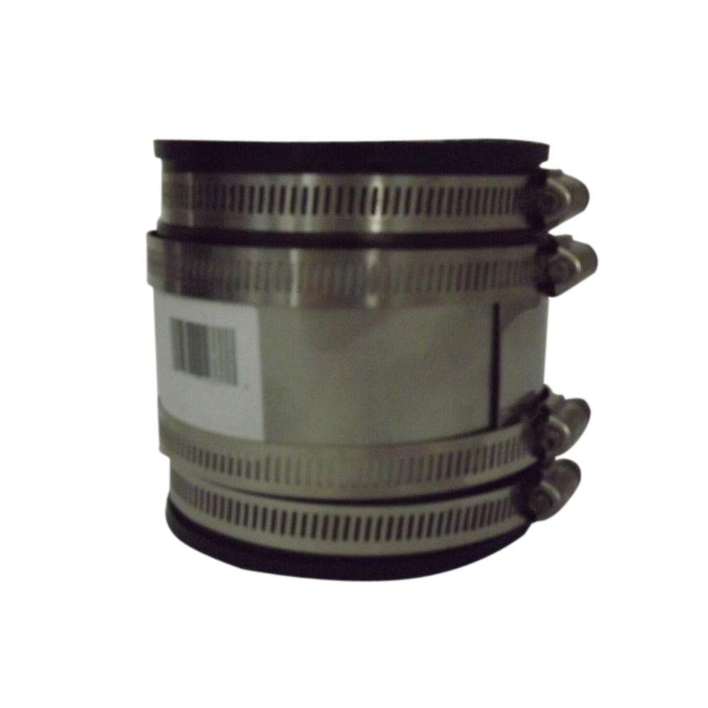 3 in. Flexible PVC Shielded Coupling