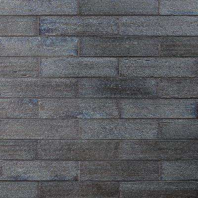 Weston Ridge Dark Denim 2 in. x 9 in. 11mm Glazed Clay Subway Wall Tile (33-piece 5.64 sq. ft. / box)