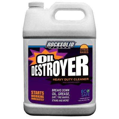 1 gal. Oil Destroyer Heavy Duty Cleaner and Degreaser (Case of 4)