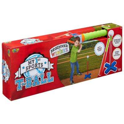 My 1st Sports T-Ball Set