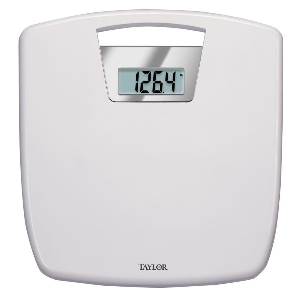 Taylor Digital Bath Scale With Anti Microbial