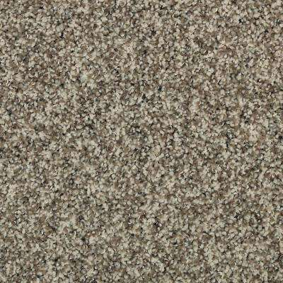 Carpet Sample - Barx I - Color Paper Moon Textured 8 in. x 8 in.