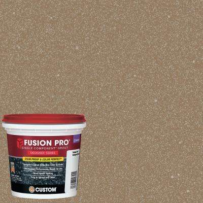 Fusion Pro #554 Raw Sugar 1 qt. Designer Series Grout