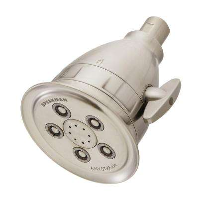 hotel pure 3spray 413 in filtered fixed showerhead