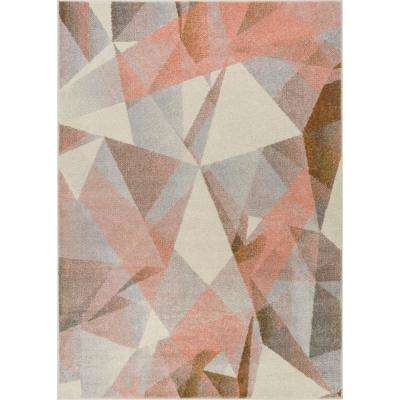 Vettore Naomi Tranquil Pink 3 Ft In X 4 7