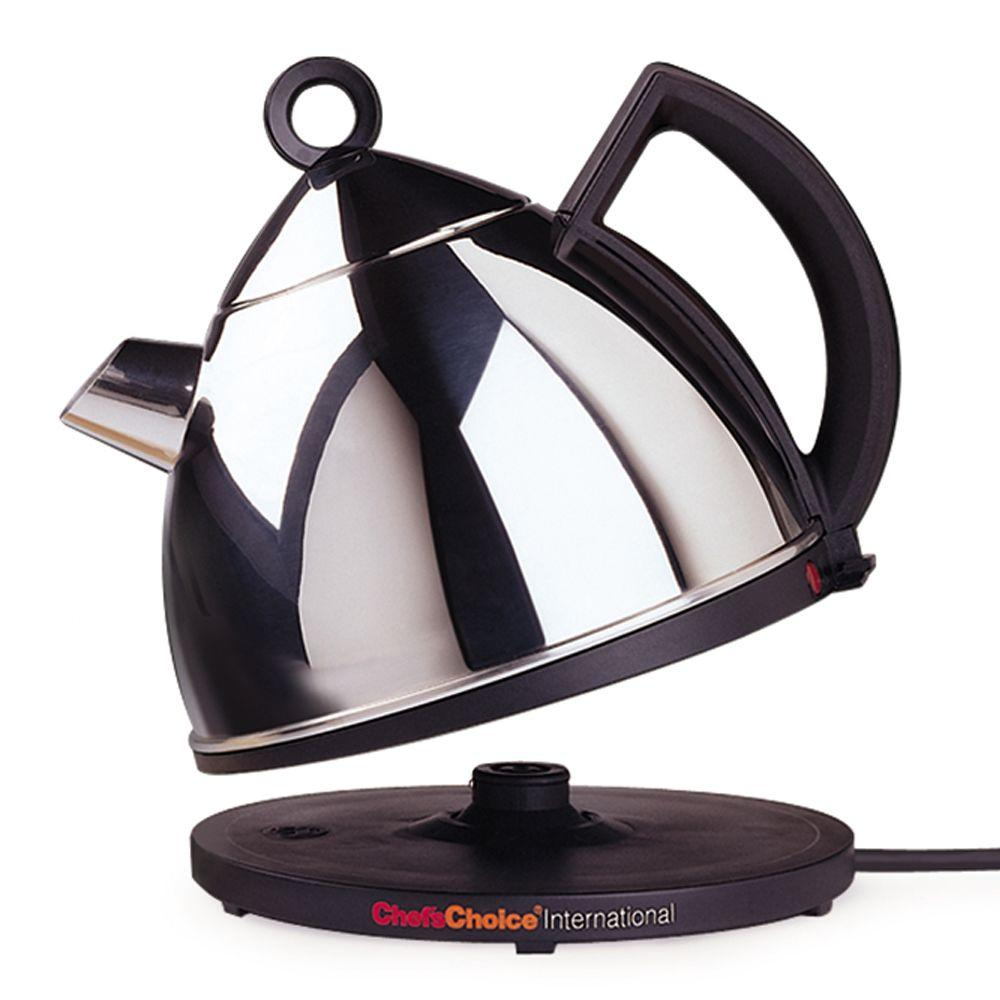 Chef'sChoice International 8-Cup Electric Kettle