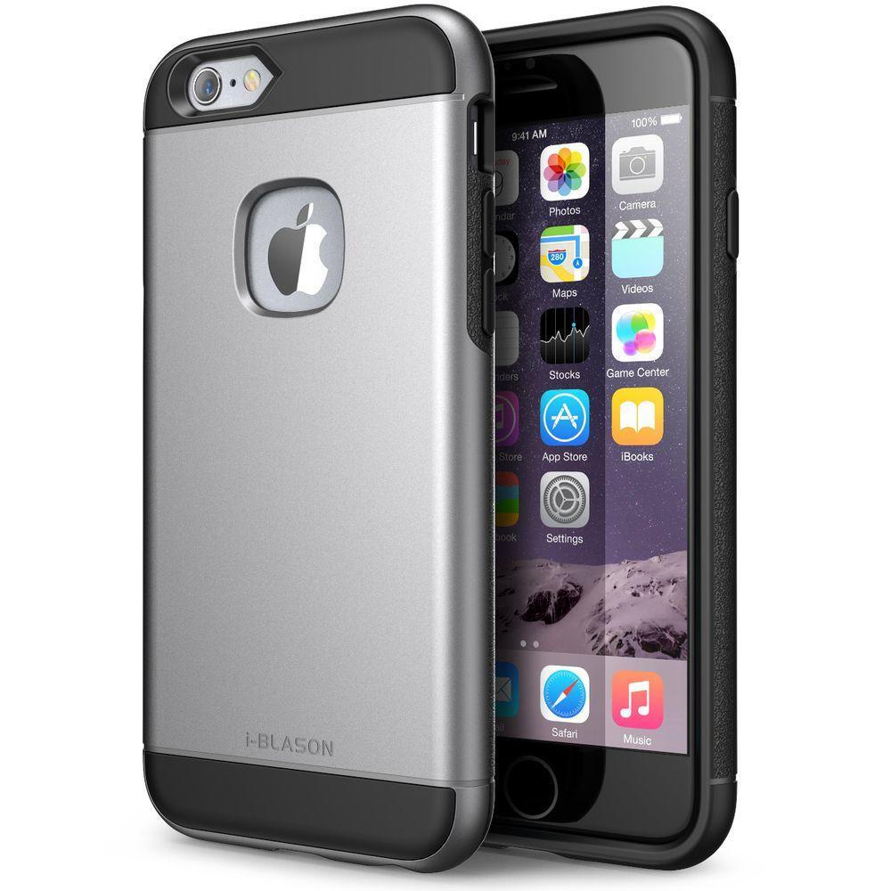 i-Blason Unity Series for Apple iPhone 6/6S Plus Case, Gunmetal