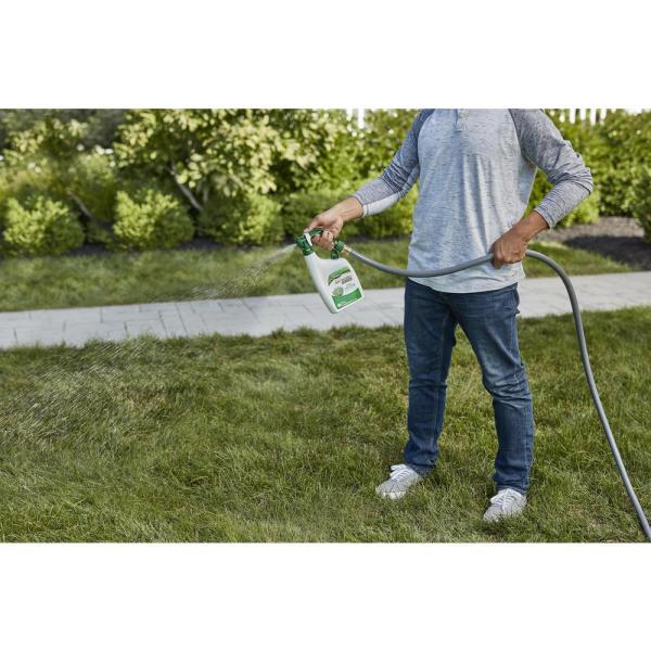 Scotts Liquid Turf Builder 32 Oz Ready To Spray Lawn Food 542040605 The Home Depot