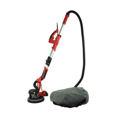 Lightweight Drywall Sander with Vacuum and Adjustable Speed