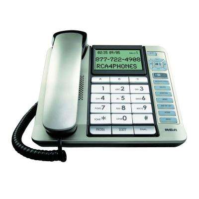 Corded Desk Phone with CID, ITAD and Tilt Screen