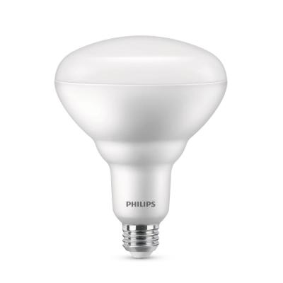 150-Watt Equivalent BR40 Dimmable with Warm Glow Dimming Effect Energy Saving LED Light Bulb Soft White (2700K) (1-Bulb)