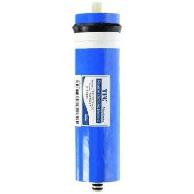 2.8 in. x 12 in. 400GPD Water Filter Replacement Cartridge Reverse Osmosis Membrane