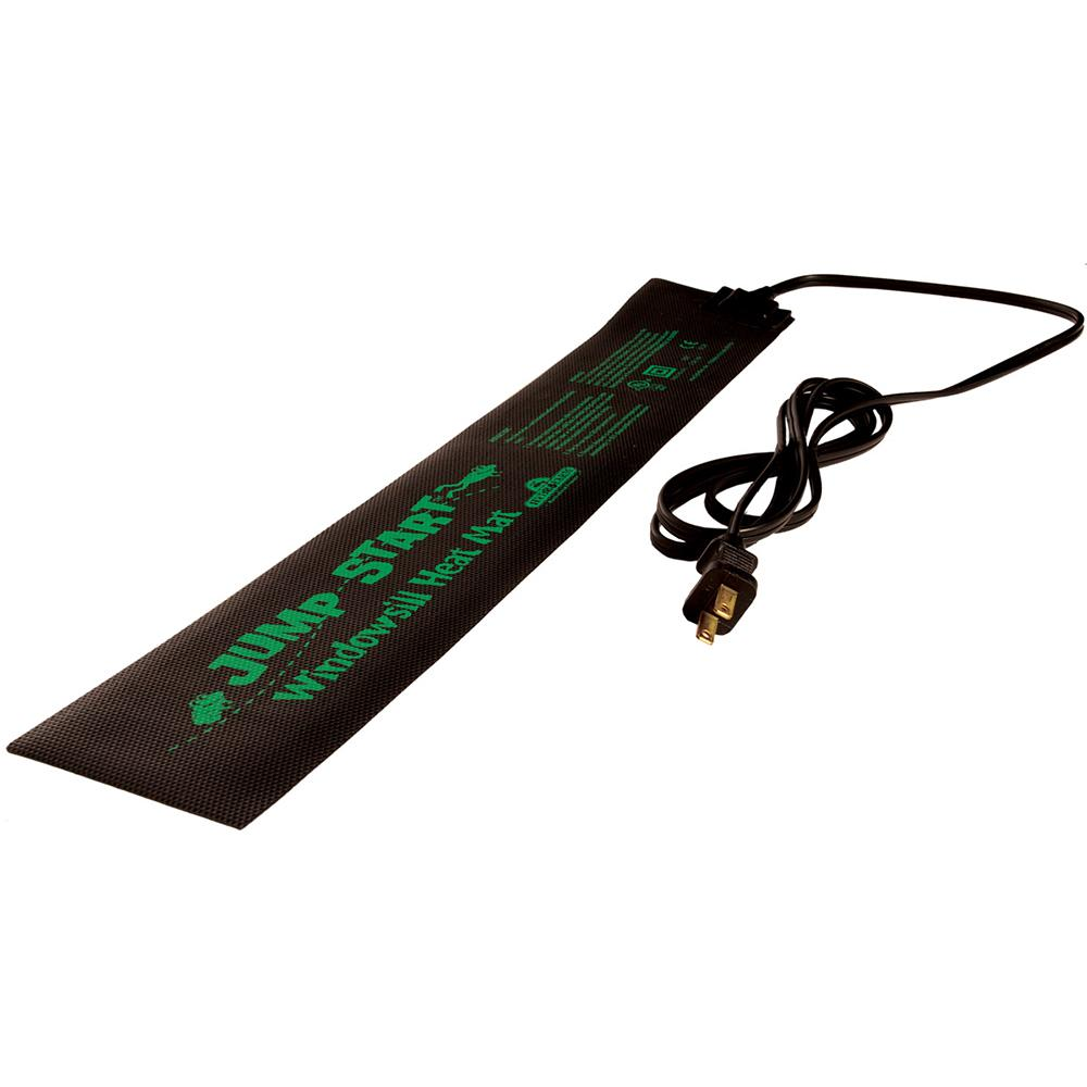 3 in. x 20 in. 7.3-Watt Seedling Heat Mat