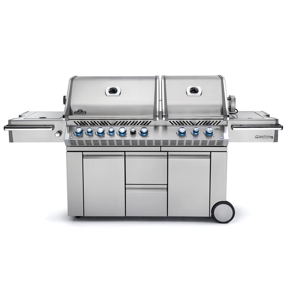 Prestige PRO 825 Propane Gas Grill