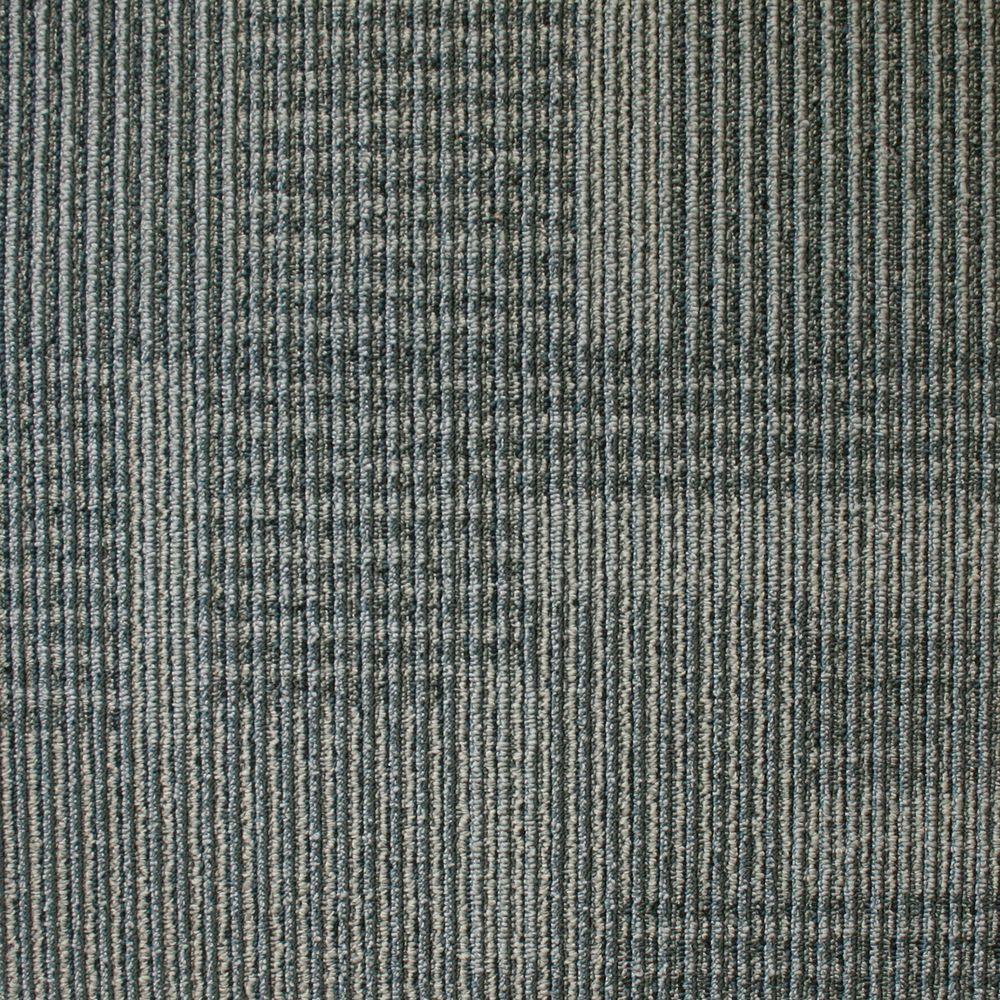 Park Avenue Steel Loop 19.7 in. x 19.7 in. Carpet Tile (20 Piece/Case)