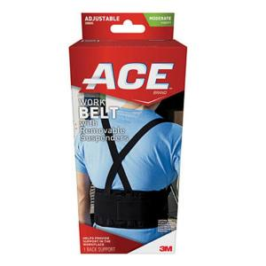 Ace One Size Adjustable Work Belt by Ace