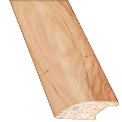 Vintage Hickory Natural 3/4 in. Thick x 2-1/4 in. Wide x 78 in. Length Hardwood Lipover Reducer Molding