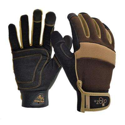 Gardener's Men's Large Fabric Gloves