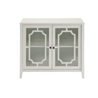 Ceara White Cabinet