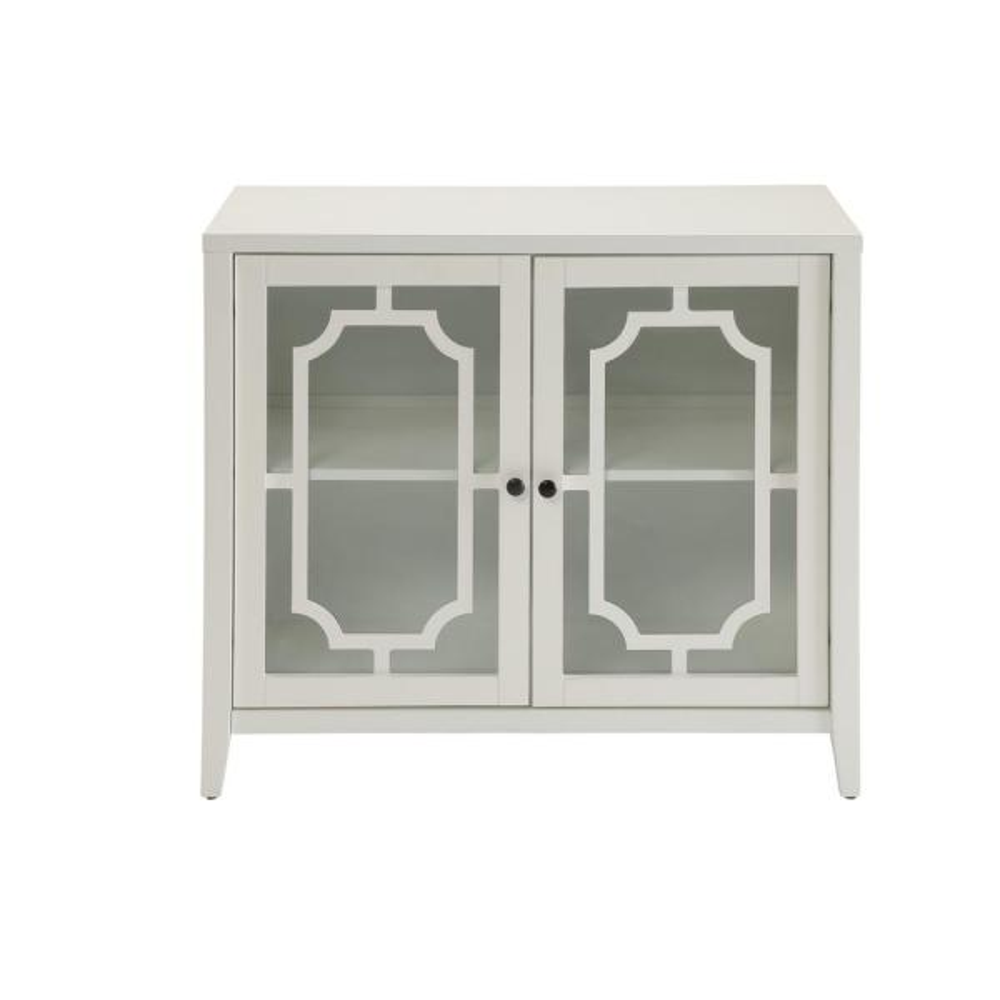 ACME Furniture Ceara White Cabinet 97384