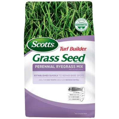7 lb. Turf Builder Perennial Ryegrass Mix Seed