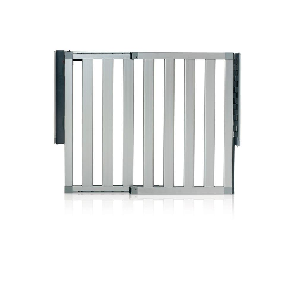 Munchkin 30 5 In Loft Aluminum Gate 31064 The Home Depot