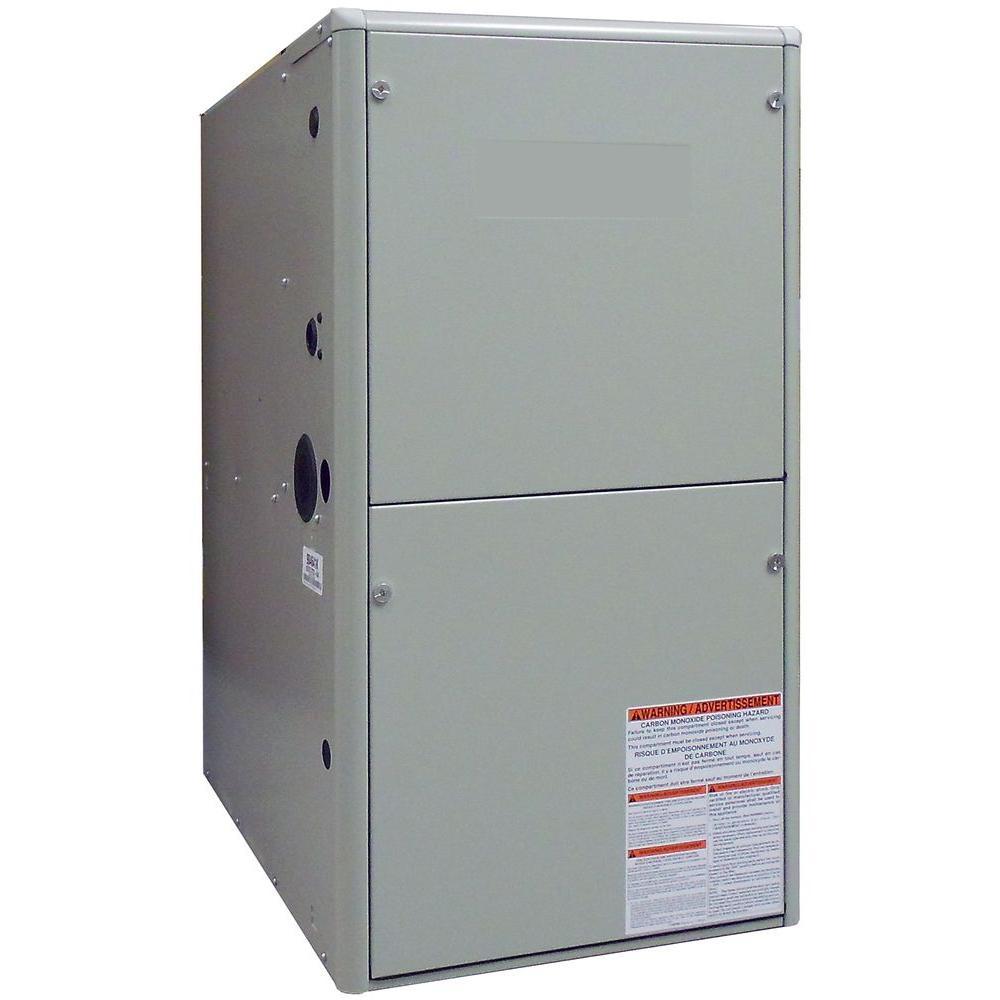 Kelvinator 80% Afue 45,000 BTU Upflow/Horizontal Resident...