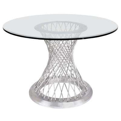 Serkis Glass Dining Table