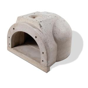 CBO-500 4-Piece 29-1/2 inch x 28-1/2 inch Wood Burning Pizza Oven by