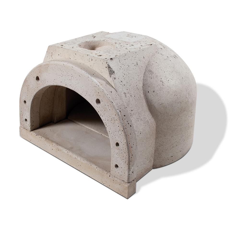 Cbo 500 4 Piece 29 1 2 In X 28 Wood Burning Pizza Oven Cbo02452 The Home Depot